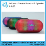 2015 Pillen Shaped Mini Bluetooth Wireless Speaker mit Memory Einbauschlitz