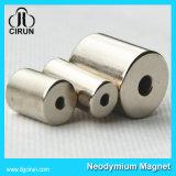 Seltene Massen-gesinterter permanenter Zylinder NdFeB Magnet
