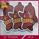Выход фабрики рекламируя бумажный Freshener воздуха для подгоняно