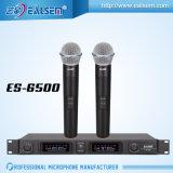 Micrófono de frecuencia fija de la frecuencia ultraelevada de KTV del canal audio de la radio 2