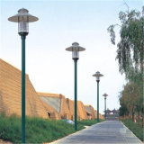 4.5m Road Lamp IP65 Aluminum LED Street 정원 Lights