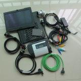 MB de Ster C4 BR sluit het Scherm van de Aanraking van de Radio + Laptop X200t + SSD Software V2015.12 de Beste aan MB Diagnose C4 BR van de Ster Volledige Reeks verbindt