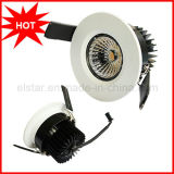 techo ahuecado 8W LED Downlight de la MAZORCA