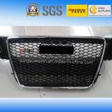 """Het zwarte Voor AutoTraliewerk van de Auto (Verchroomd Embleem) voor Audi RS5 2009-2011 """""""
