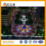 Modelos arquitectónicos/modelo comercial do edifício do projeto/projeto dos modelos do edifício/modelos da exposição/decoração/personalização modelo arquitectónica