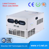 Características salientes excelentes ahorros de energía 18.5 trifásico del control de vector de V6-H VFD a 30kw - HD