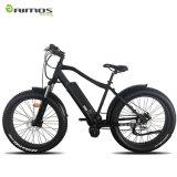 Bici de montaña eléctrica del OEM de la tapa con el MEDIADOS DE motor impulsor 750W de Bafang para el ejercicio de la montaña