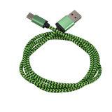 Tipo-c cable de carga del cargador de la sinc. de los datos de USB3.1 para Samsung