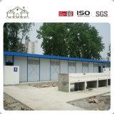Rapide installer la Chambre préfabriquée simple de toilette publique et de salle de bains