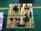 Приспособление заварки агрегата для левой триангулярной рукоятки в проекте 341