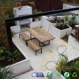 Im Freien haltbarer mehrfacher Garten-Möbel-Prüftisch der Größen-WPC für Verkauf