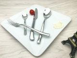 Комплект ложки ножа вилки обеда нержавеющей стали гостиницы высокого качества поставкы
