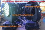De LEIDENE van het Gezoem van de was 36*18W 6in1 Bewegende Hoofd (RGBWA UV) Verlichting van het Stadium