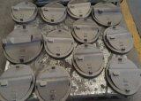 Pièces de machines matérielles du moulage au sable de Bonnt de soupape 316L