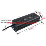 bloc d'alimentation de 24V4.2A DEL/lampe en aluminium/bande flexible IP67 imperméable à l'eau