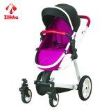 De Wandelwagen van de baby voor H809 met Twee in Één en Frame