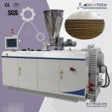 Raad die van de Deur van pvc de Houten Plastic Brede Machine maken