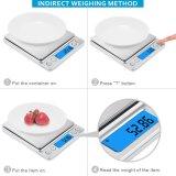 Schmucksache-elektronische Digital-Wuchtgewicht-Taschen-Schuppe 3000g der Präzisions-0.1gram