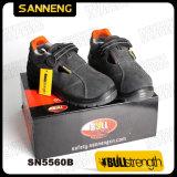 Chaussures de sûreté de santal avec le &simg en acier de tep ; AP
