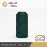 75D/2 Oeko-Tex100 1 Kategorien-Polyester-Gewinde für das Mit der Hand stricken