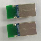 USB 2.0のコネクター