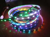 Blase, die wasserdichten flexiblen RGBW RGB LED Streifen packt