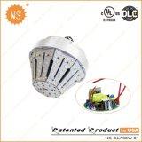 Lámpara solar del jardín del grado E40/E27 30W LED de la UL Dlc 360
