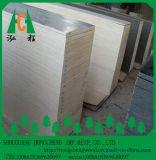 La madera contrachapada negra de la construcción con la película del negro de la buena calidad hizo frente a la madera contrachapada