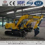 Excavatrices neuves de chenille de machines de construction de Baoding petites avec la position 0.5m3