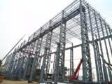 Almacén de la estructura de acero de la fábrica de China (ZY148)