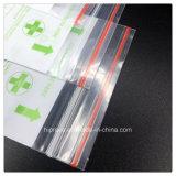 カスタマイズされた印刷のResealable医学のジッパーロック袋との高品質