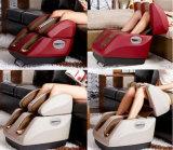 Shiatsu eléctrico y Massager infrarrojo de la pierna de la presión de aire de la calefacción