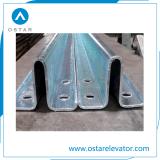 Guía cualificado Ascensor hueco del carril tk3, TK5 (OS21)