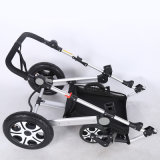 Do bebê por atacado da alta qualidade de Direclty da fábrica carrinho de criança Multi-Functional do guarda-chuva com rodas grandes