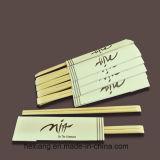 Pañuelos de papel envueltos en bambú desechables