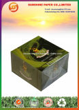 Papel de balanceo del cigarrillo con extremidades de filtro
