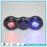 Filatore di alluminio della barretta della mano del giocattolo chiaro del LED