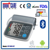 Sphygmomanometer de bras de Bluetooth Digital (point d'ébullition 80EH-BT)