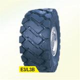 Neumático del motor de la tierra del invierno, neumático del cargador, OTR grande, neumático de la nieve