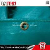 Tissu imperméable à l'eau Couverture de camion de bâche en PVC de haute qualité