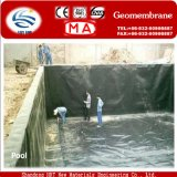 HDPE materiale Geomembrane impermeabile 0.5mm dello stagno di pesci