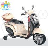 Kind-Fernfahrt auf Motorrad für Verkauf