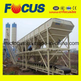 Quatro escaninhos agregados PLD1600 Batcher agregado automático para a planta de tratamento por lotes concreta