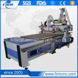 Vorstand-Holz MDFHDF CNC ATC CNC-Fräser-Maschine