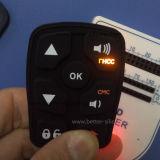 Adattare il laser per il cliente della gomma di silicone dell'elastomero inciso incidendo la tastiera