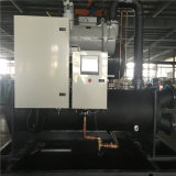 Edificio de oficinas Aire acondicionado Agua Bomba de calor sistema refrigerado