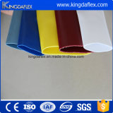 Buen precio del PVC Layflat de la fábrica flexible del manguito