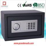 Elektronischer sicherer Kasten für Haus und Büro (G-20ES), fester Stahl