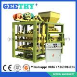 [قتج4-25] يصنع من آليّة قرميد قالب يجعل آلة
