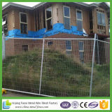Загородка PVC высокого качества съемная Coated временно